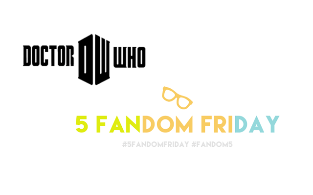 5 Fandom Friday - Late to the game fandoms
