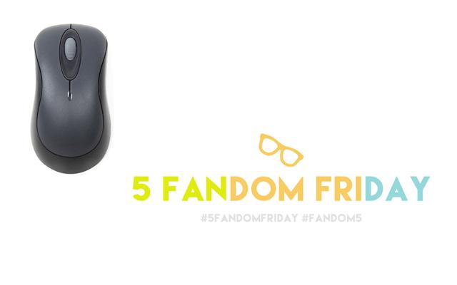 5 Fandom Friday - Netflix & chill