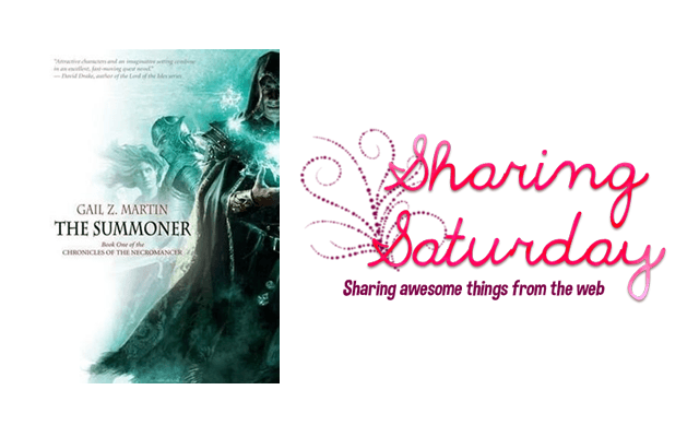 Sharing Saturday: my favourite fantasy books