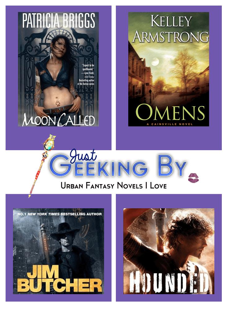 9 Urban Fantasy Novels I Love