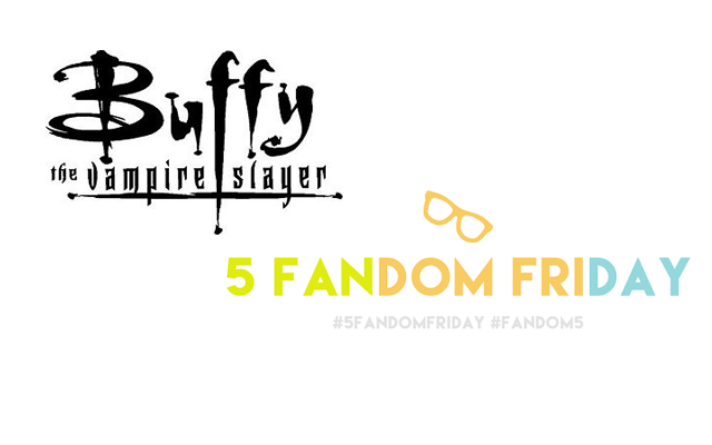5 Fandom Friday - Fandoms I'm thankful for