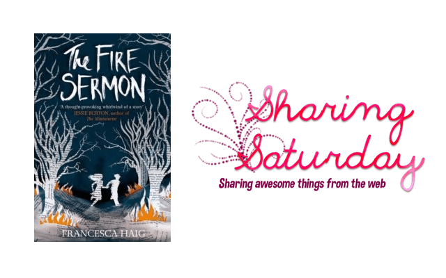 Sharing Saturday: Spooky Halloween reads
