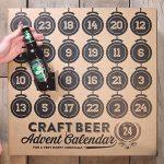 Craft Beer & Lager Advent Calendar - Amazon