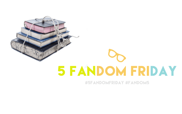 5 Fandom Friday - Galentines Day Gifts