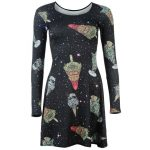star wars ice cream wars dress