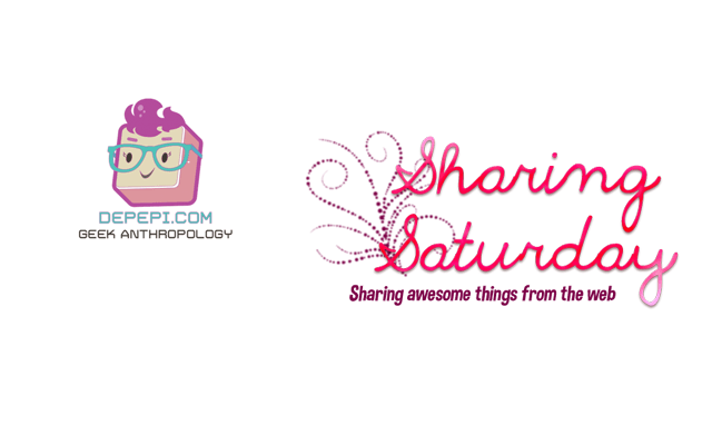 Sharing Saturday - Geeky Girl Bloggers