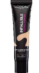 loreal total cover foundation