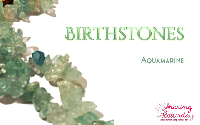 Birthstone Series - Aquamarine [March]