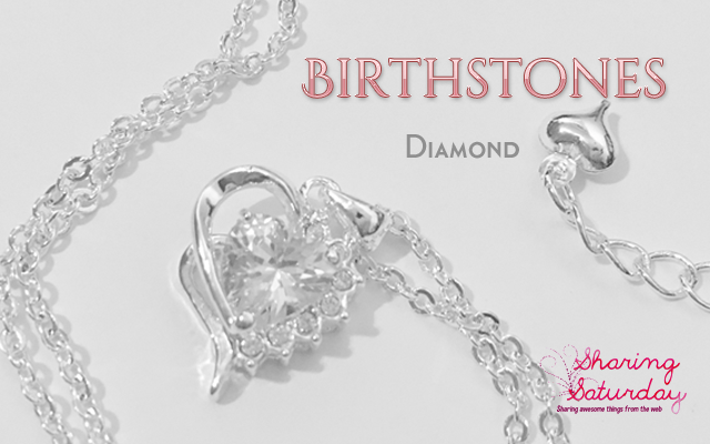 Birthstones - Diamond (April)