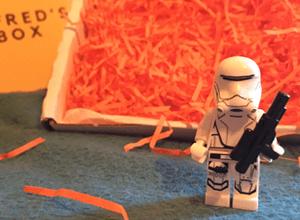 Star Wars: Stormtrooper minifigure