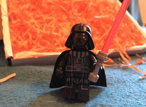 Star Wars: Darth Vader minifigure
