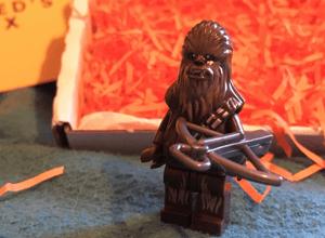 Star Wars: Chewbacca minifigure