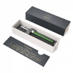 Green Parker Fountain Pen