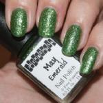 May Birthstone Emerald Nail Polish