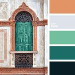 Colour Palette - Emerald Hues