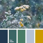 Colour Palette - Saffron