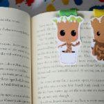 Groot & Dancing Groot Bookmark Set