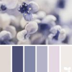 Flora Hues colour palette