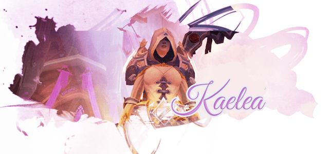 Kaelea, Discipline Priest