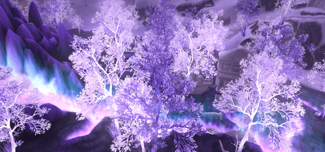 World of Warcraft: Crystalsong Forest