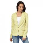 Maine New England – Lime linen blend blazer