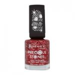Rimmel Glitter Nail Polish in Ruby Crush