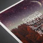 Azuremyst Isle – World of Warcraft ATLAS Staring Zone Travel Poster