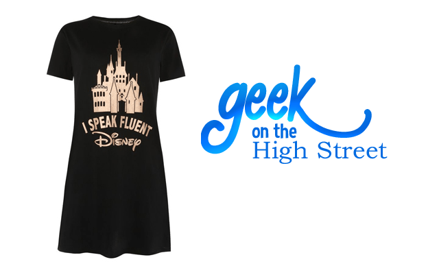 Disney Fashion on the High Street!