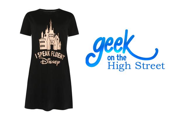 Geek on the High Street