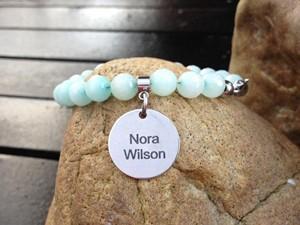 Breeze ID Bracelet from Butler & Grace