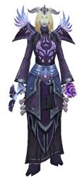 The Fallen Avenger of Argus Transmog Set - Front View
