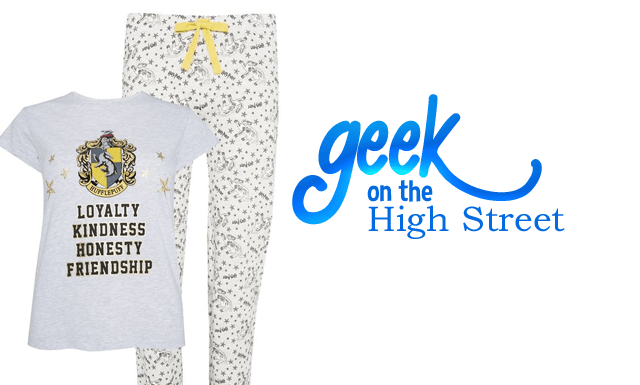 Geek on the High Street - Harry Potter Fashion