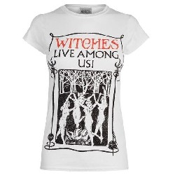 Harry Potter Fantastic Beasts Witches Live Among Us! t-shirt from Sports Direct