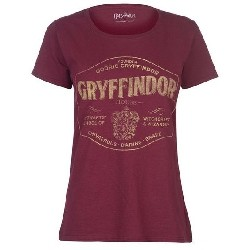 Harry Potter Gryffindor t-shirt from Sports Direct