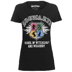 Harry Potter Hogwarts Crest t-shirt from Sports Direct