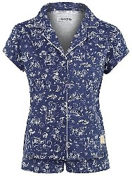 Harry Potter Pyjama Shirt & Shorts set from George at Asda