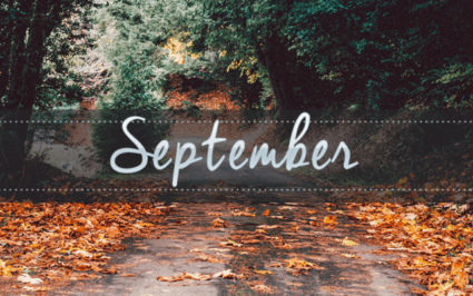 Geeking By in September