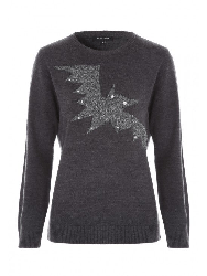 Bat sweater from Peacocks
