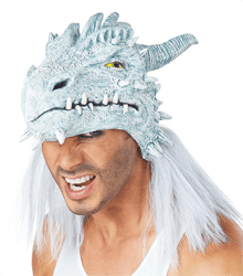 Dragon Mask from George at Asda