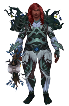 Haunted Grove Keeper (Druid) #TransmogTuesday