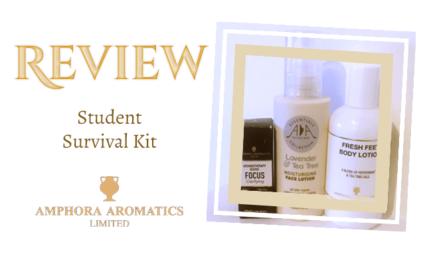 Amphora Aromatics Student Survival Kit Review
