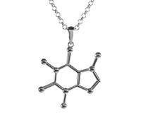 Geek Gem Molecule Necklace from getDigital