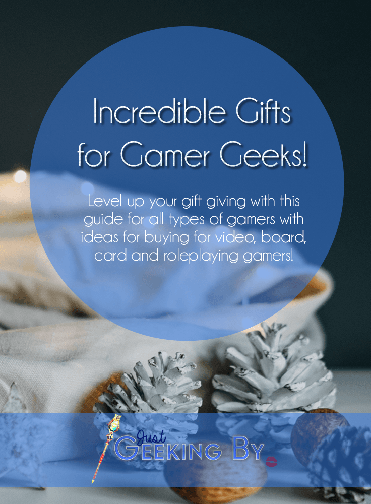 Pin This! Level up your gift giving with this guide for all types of gamers with ideas for buying for video, board, card and roleplaying gamers!