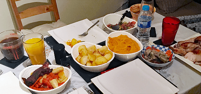 Chrismas Dinner 2018