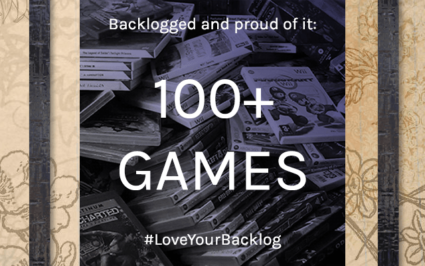 #LoveYourBacklog Week 2019!