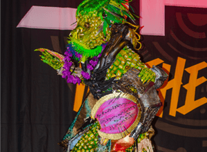 Cosplay Winner - Flamboyant Potato Predator