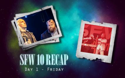 SciFi Weekender 10 (Part 1) Recap: Day 1 - Friday