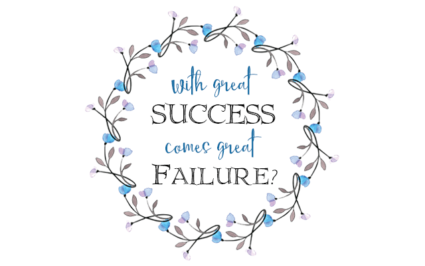 With great success comes great failure?