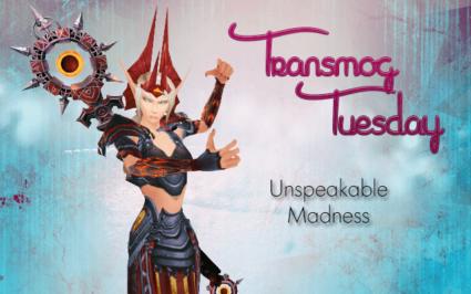 Unspeakable Madness - Horde mage transmog set