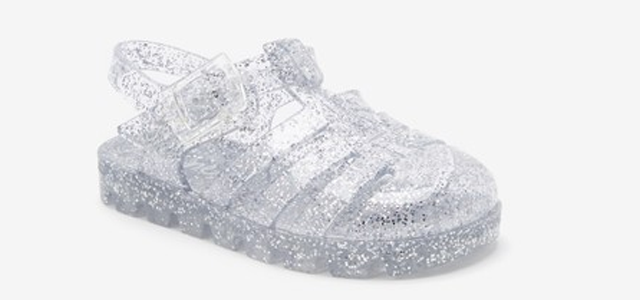 90s Tag - Jelly Shoes